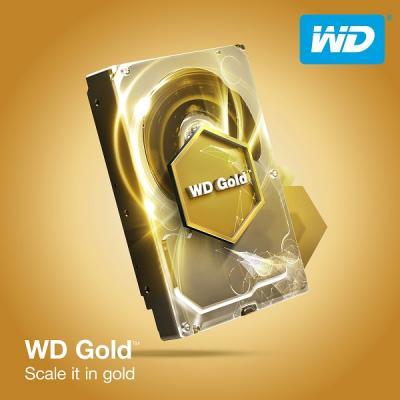 western digital presenta su disco duro wd gold para centros de datosnbsp