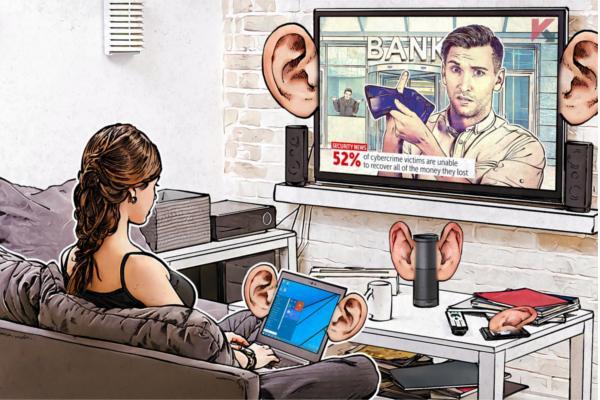 kaspersky lab alerta sobre los peligros de los asistentes de voz