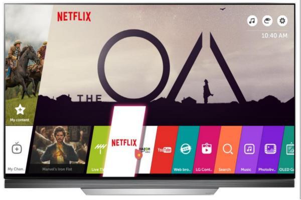 lg ofrece tres meses del plan premium de netflix en los televisores lg uhd 4k