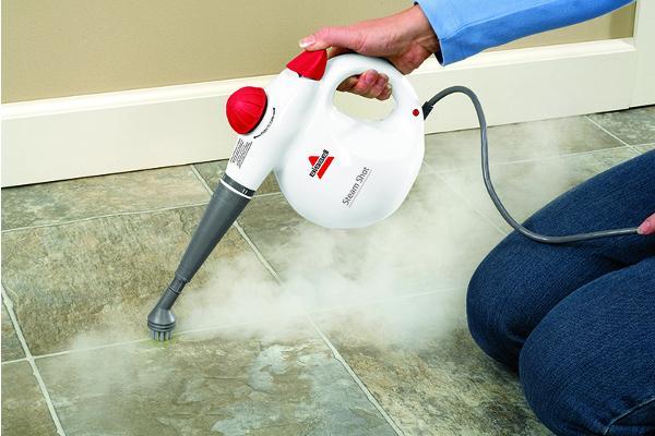 bissell presenta en el mercado espaol steam shot su limpiador a vapor
