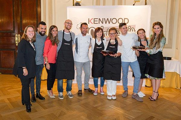 kenwood celebra su 70 aniversario con una renovada apuesta por los robots de cocina