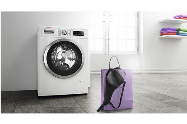 ropa sin bacterias ni grmenes con las lavadoras bosch