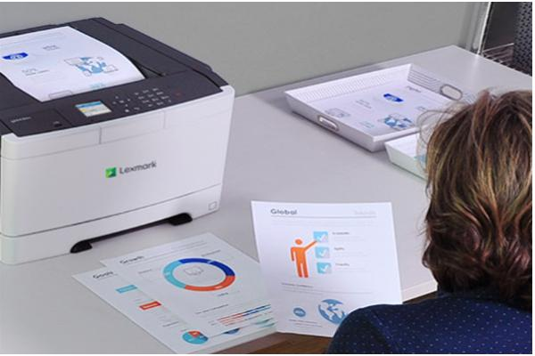 lexmark presenta su nueva lnea de impresoras lser para pymes