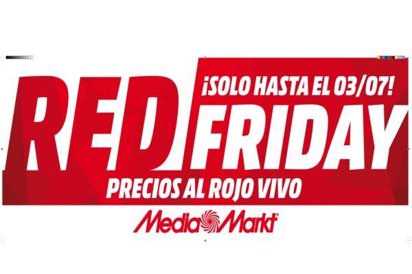 mediamarkt pone en marcha la campaa red friday con precios al rojo vivo