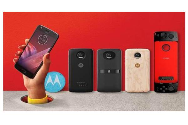 moto z2 play y sus moto mods ofrecen nuevas formas de transformar el smartphone