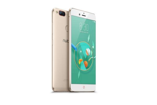 nubia z17mini el smartphone con cmara dual