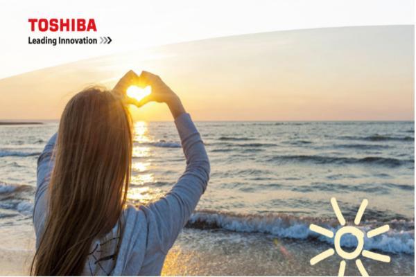 toshiba ofrece mltiples opciones para almacenar compartir y llevar tus archivos favoritos en las vacaciones