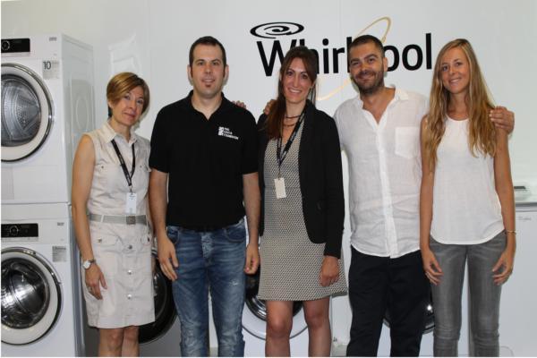 whirlpool colabora con la fundacin pau costa de lucha contra los incendios