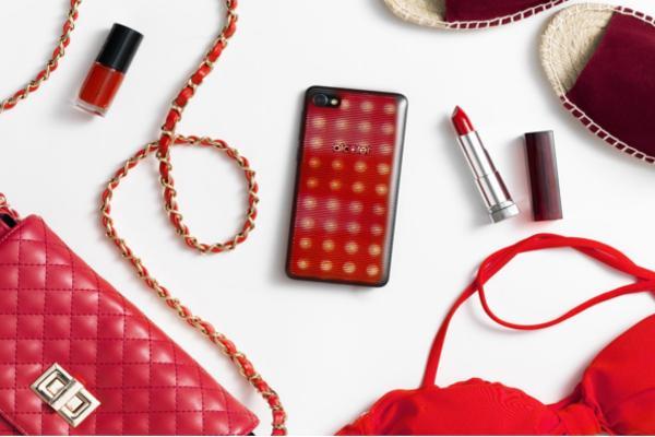 alcatel a5 led te permite personalizar el smartphone en funcin de tu look diario nbsp