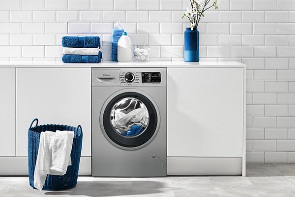 balay presenta sus nuevas lavadoras con dosificacin automtica