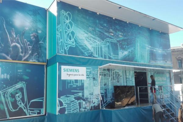 siemens muestra su tecnologa para smart cities en 13 ciudades espaolas