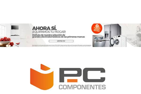 pc componentes ampla su gama de grandes electrodomsticos