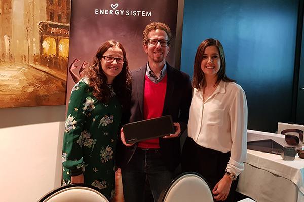 energy sistem pretende ser lder especialista en audio personal