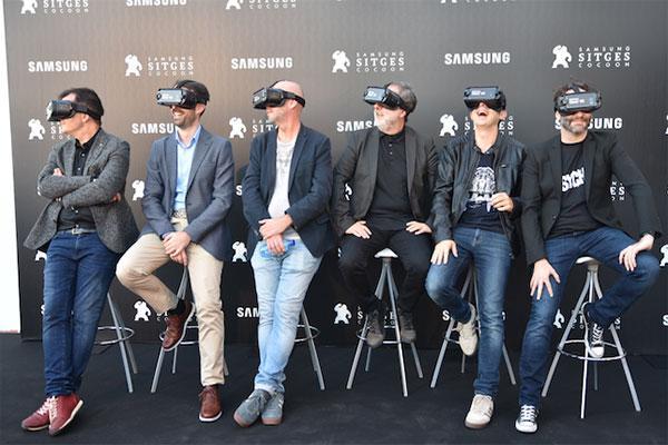 samsung participa en el festival internacional de cinema fantstic de sitges