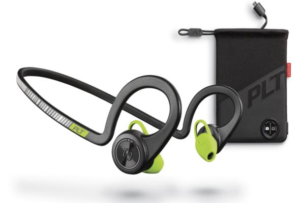 backbeat fit los auriculares de plantronics para el deporte