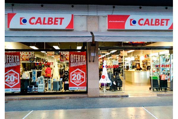 calbet abre nueva tienda en vilanova i la geltr