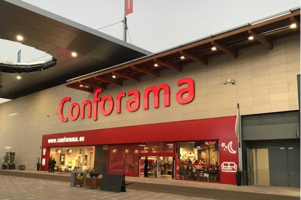 conforama inaugura su sexta tienda en canarias