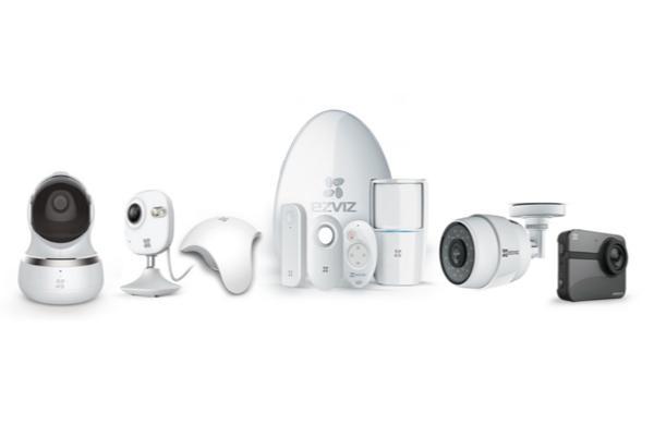 ezviz presenta en espaa sus soluciones de video vigilancia y smart home