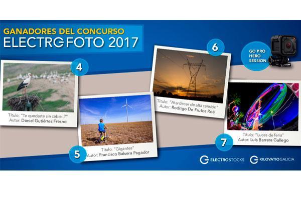 grupo electro stocks anuncia los ganadores de su concurso de fotografa