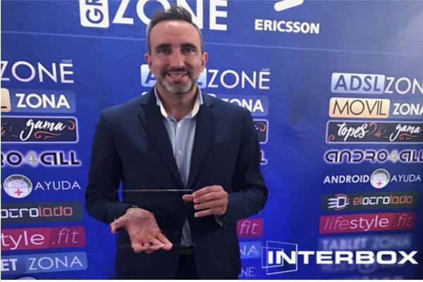 interbox premio al mejor distribuidor de telefona mvil del ao
