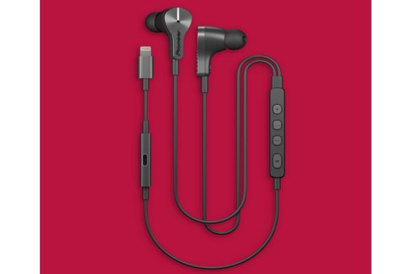 pioneer rayz los auriculares para los fans de iphone