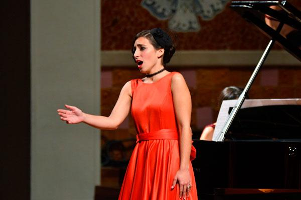 la soprano mercedes gancedo gana el premio el primer palau 2017