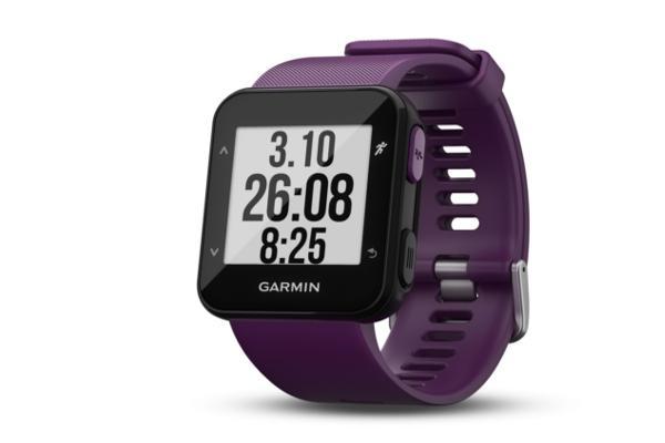 forerunner 30 el reloj deportivo con gps de garmin