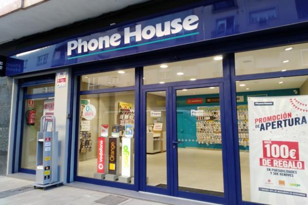 phone house inaugura su sexta tienda en lugo