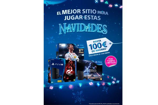 playstation lanza una nueva oleada de ofertas navideas
