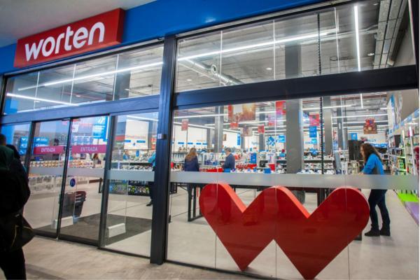 worten inaugura su primera tienda en melilla