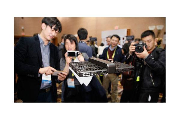 los nuevos equipos de ia y la resolucin 8k principales novedades tecnolgicas en ces 2018