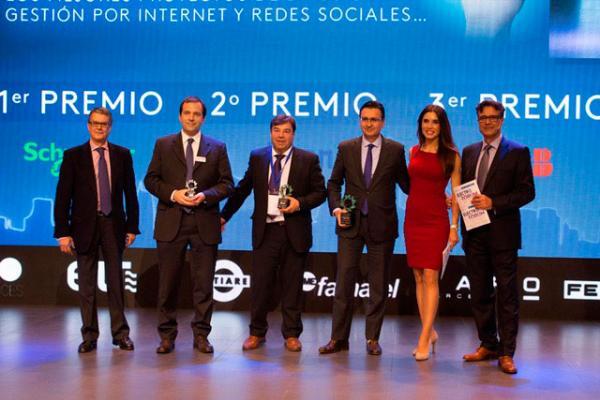 presentada la segunda edicin de los innovation awards ielektro