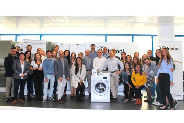 whirlpool espaa una de las mejores empresas para trabajar en espaa