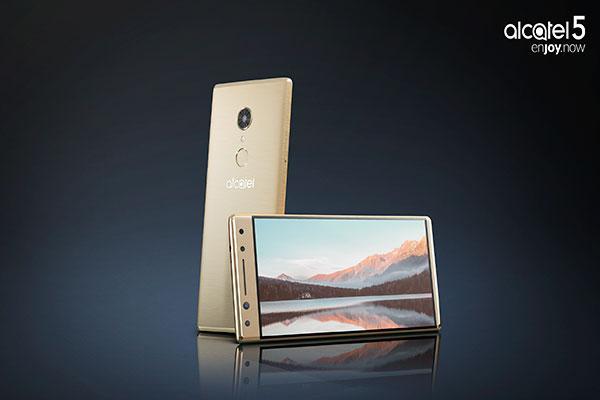 alcatel incorpora las pantallas fullview 189 en sus smartphones