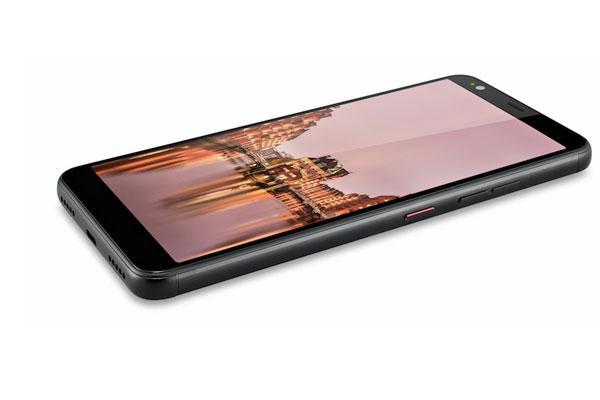 gigaset exhibe en el mwc su nuevo smartphonenbspgs370