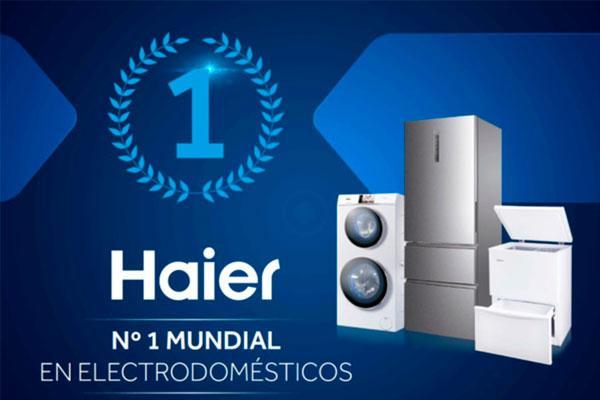 haier lidera el mercadonbspmundial de electrodomsticos de gama blanca