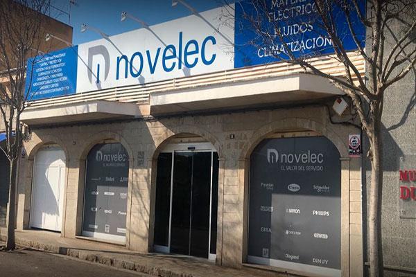 novelec alcanza los 19 centros en toda espaa