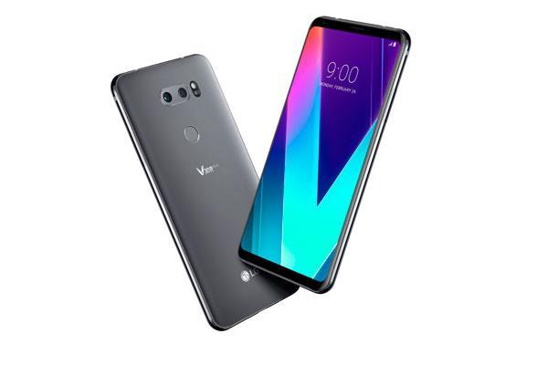 el nuevo lg v30s thinq el smartphone que hace realidad el uso de la inteligencia artificial