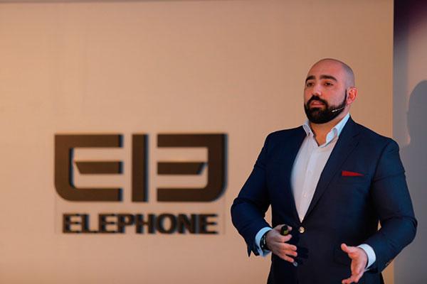 presentacin mundial del nuevo elephone u pro