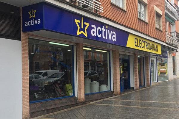 activa abre un nuevo establecimiento en la comunidad de madrid