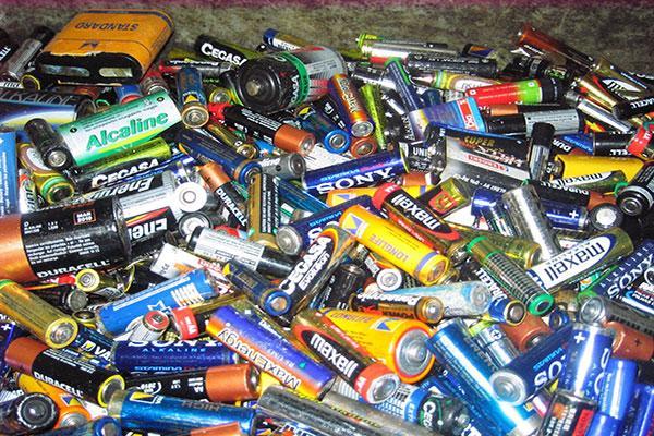 los compostelanos reciclan una tonelada de pilas y 15 de pequeos aparatos electrnicos