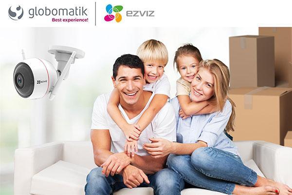 globomatik y ezviz firman un acuerdo para crecer en el mercado smart home
