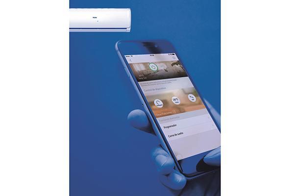 haier smart wifi la tecnologa inteligentenbspque revoluciona el aire acondicionado