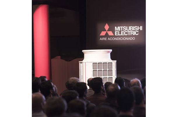 mitsubishi electric cierra con xito su ciclo de presentaciones de la nueva generacin city multi