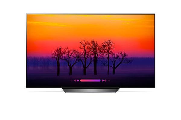 los nuevos televisores oled con ia la gran apuesta de lg para este 2018