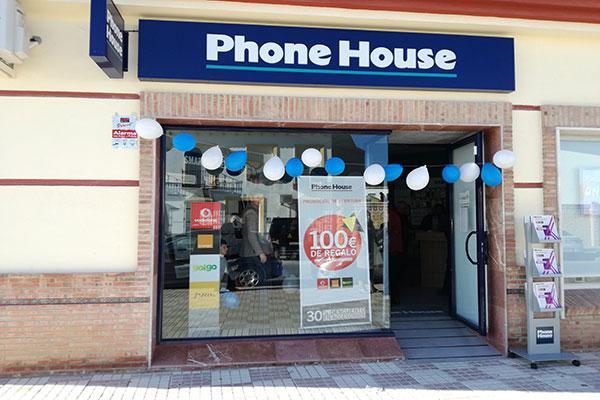 phone house abre su primera tienda en campillos mlaga