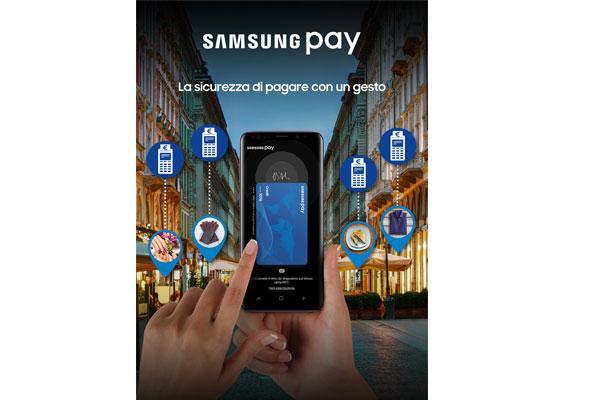 samsung pay contina su expansin global con el lanzamiento del servicio en italia