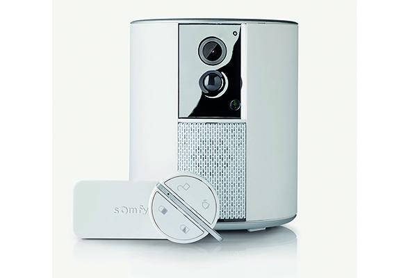 somfy one videovigilancia completa y ampliable