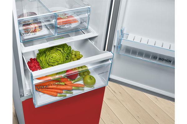 variostyle el innovador frigorfico de bosch con puertas intercambiables