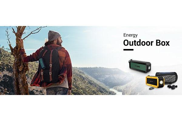 los altavoces energy outdoor box un must para los ms aventureros